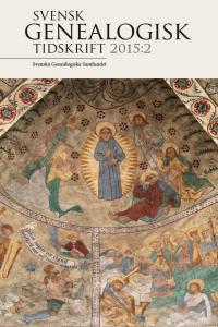 omslag till SGT 2015-2