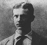 Karl Malmgren som ung