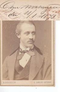 Oskar Leonard Malmgren